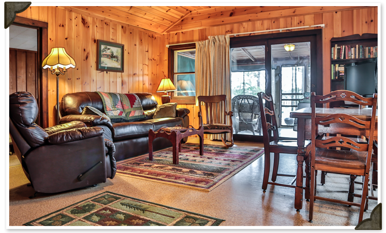 Birchwood 2-Bedroom Cabin